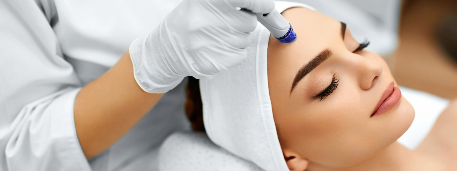 Facial Hydro Microdermabrasion